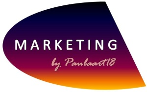 logo marketing upgrade in colors